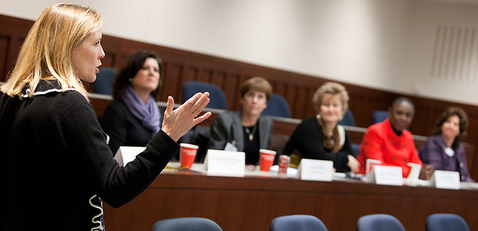Women's Leadership Forum is among Olin's most popular executive programs